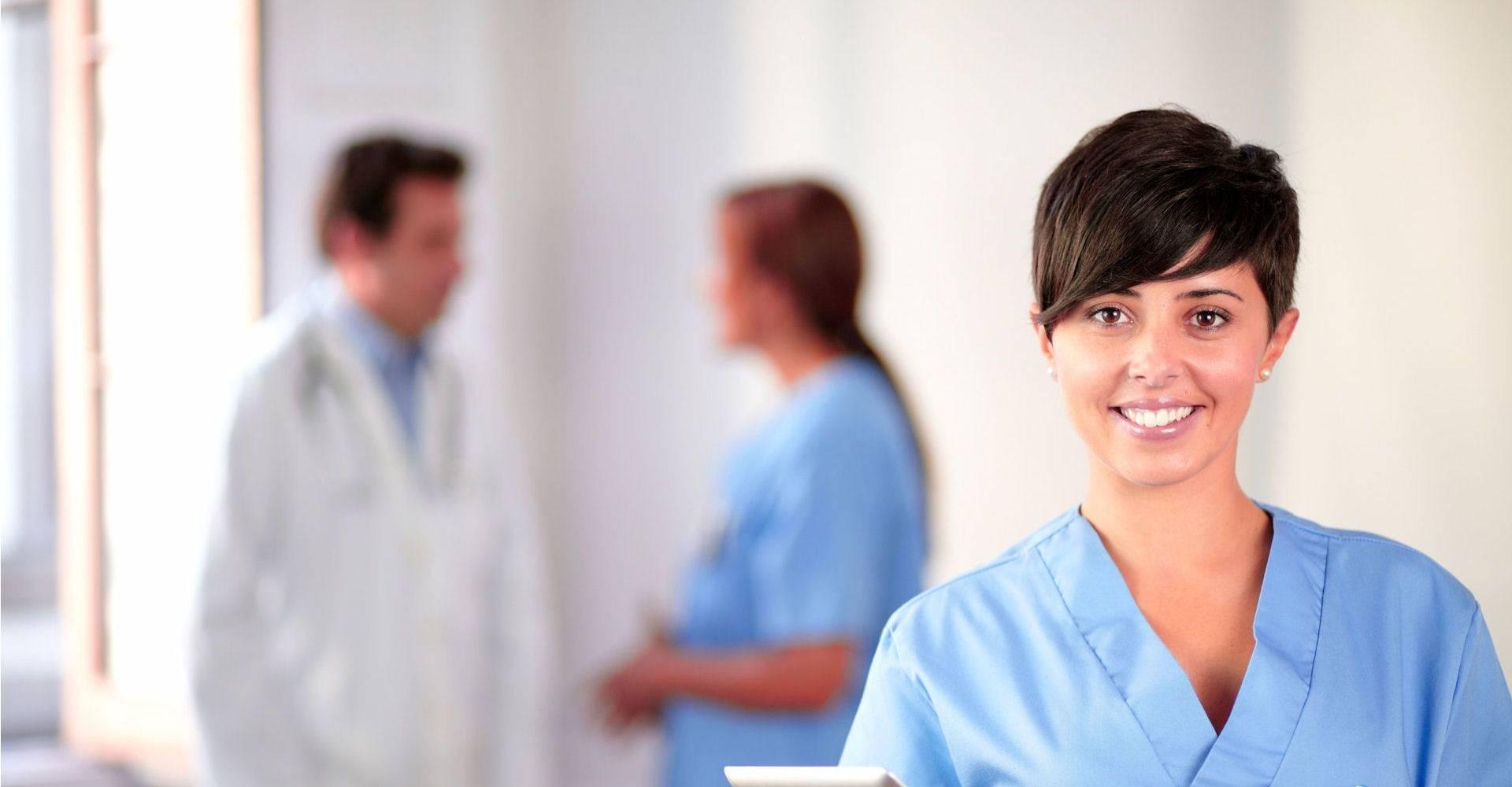 La Importancia del Auxiliar de Enfermeria